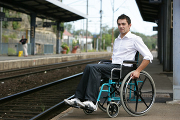 Handicap Gare