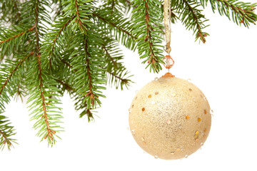 Wall Mural - Christmas Tree Ornament