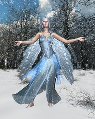 Fairy Spirit of Winter