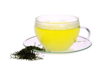 Tee grün - green tea 07