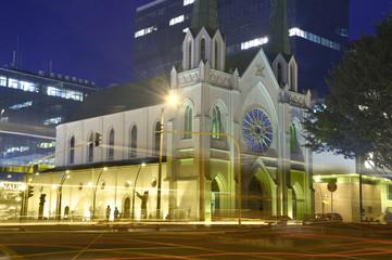 Iglesia de porciúncula   Colombia