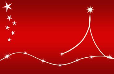 Christmas tree, xmas, Weihnachtsbaum, rot weiss