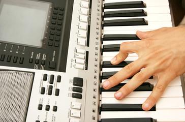 Keyboards  player