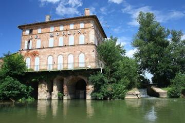 Moulin sur l'Aveyron
