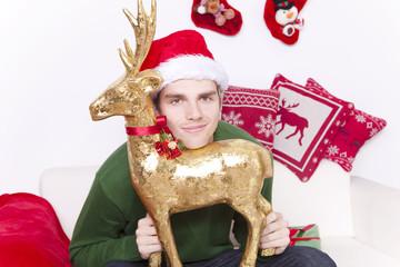 Weihnachten zu hause