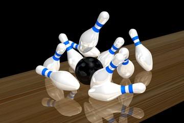 bowling kegel
