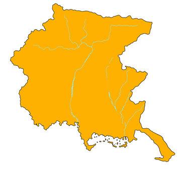 Regione Friuli Venezia Giulia Cartina.6 Migliori Regione Friuli Venezia Giulia Immagini Foto Stock E Vettoriali Adobe Stock