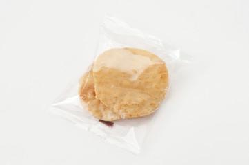 袋詰めの煎餅