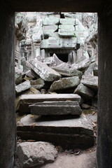 old temple in thailand