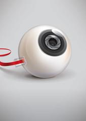 Photo eyeball