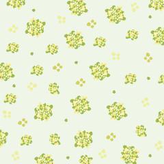 flower background green