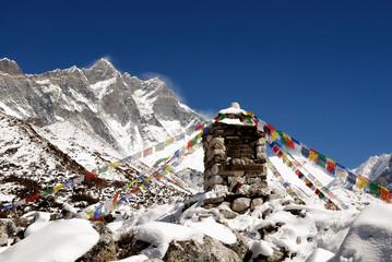 Wall Murals Nepal Climber memorial, Nepal