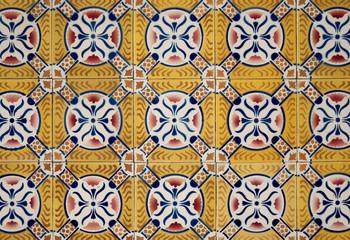 Acrylic Prints Moroccan Tiles Traditional Portuguese azulejos
