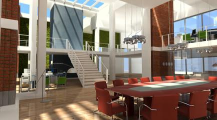 Designer headquarters
