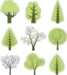 Vector tree 2