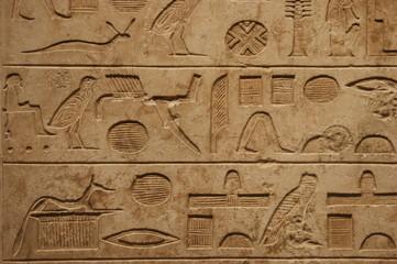 Egypte - hiéroglyphes