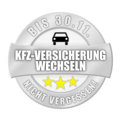 button light kfz-versicherung wechseln bis 30.11. II