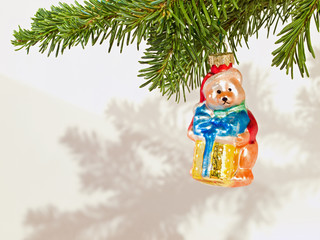 Christmas Tree Holiday Ornament Hanging