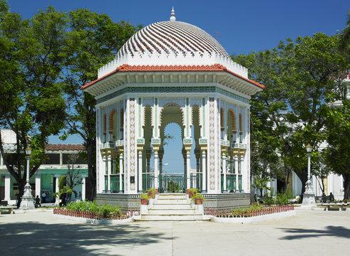 summer house, Parque Céspedes, Manzanillo, Cuba