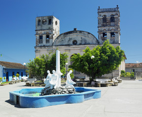 Nuestra Senora de la Asunción Cathedral, Parque Central, Baracoa
