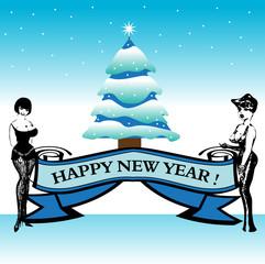 Delightful Happy New Year