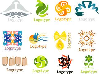 various fantasy logo