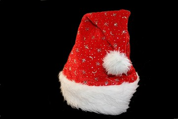 Santa Claus Mütze