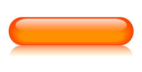 ORANGE BUTTON (orange template web internet blank go click here)