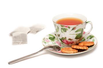 Лёгкое чаепитие