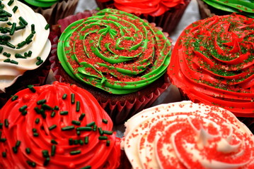 Background of Cupcakes
