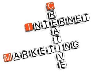 Creative Internet Marketing Crossword