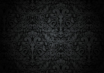 Dark Wallpaper Design