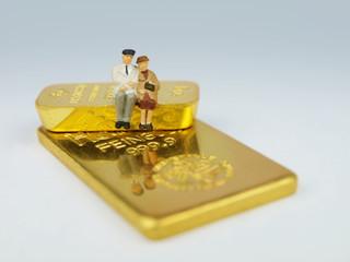 Goldschätze für's Alter