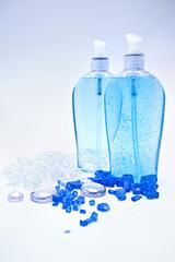 Obraz butelki - fototapety do salonu