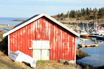 Hut of Sørvagan