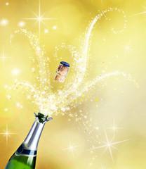 Champagne.Celebration