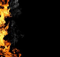 cadre feu