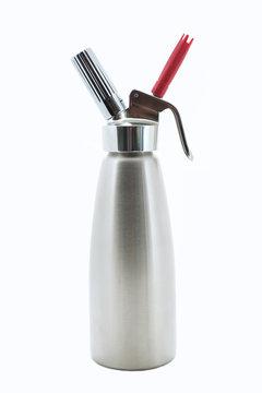 Stainless Steel Whipped Cream Dispenser