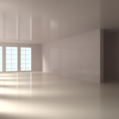 Empty Home Interior