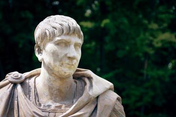 Trajan Portrait - Bust of  Roman Emperor