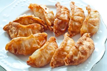 The Fried gyoza