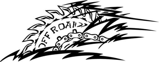Off-Road Symbol.