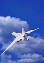 A passenger plane