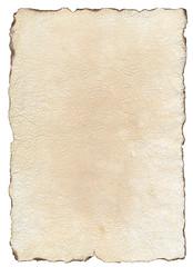 Старый лист бумаги