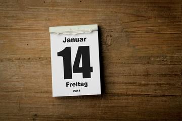 14 Januar