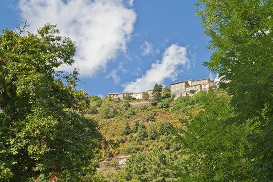 village corse de castagniccia (casalta)