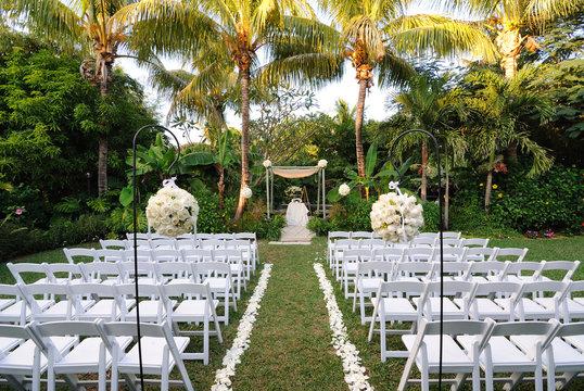 Bouquet at Wedding