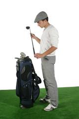 DB Golf sac
