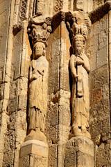 Figuras románicas