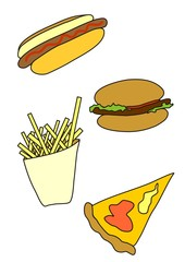 Tasty fast food